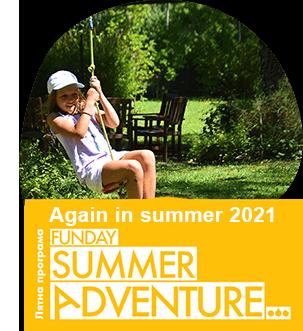 Summer adventure en